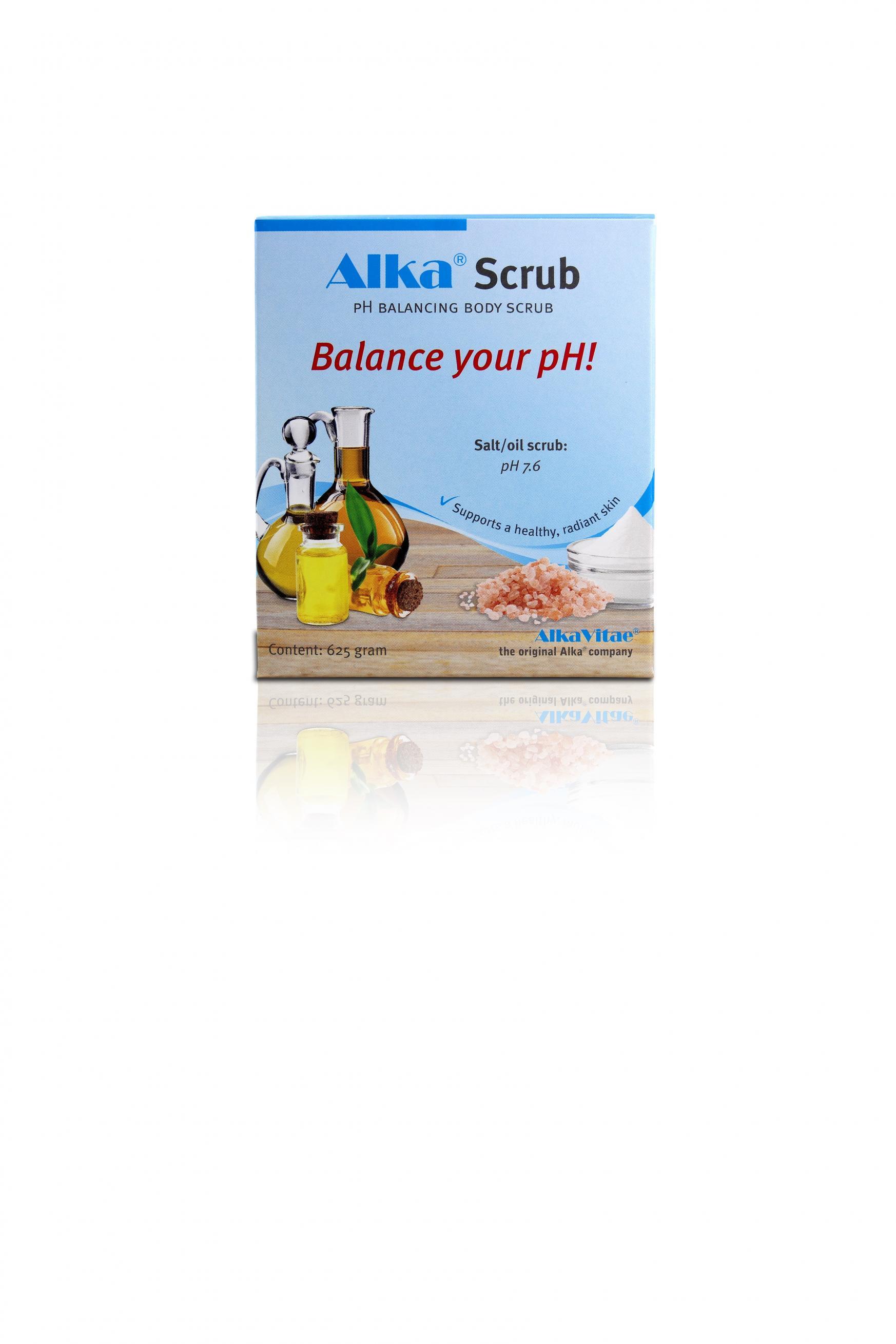 Alka Scrub 625g