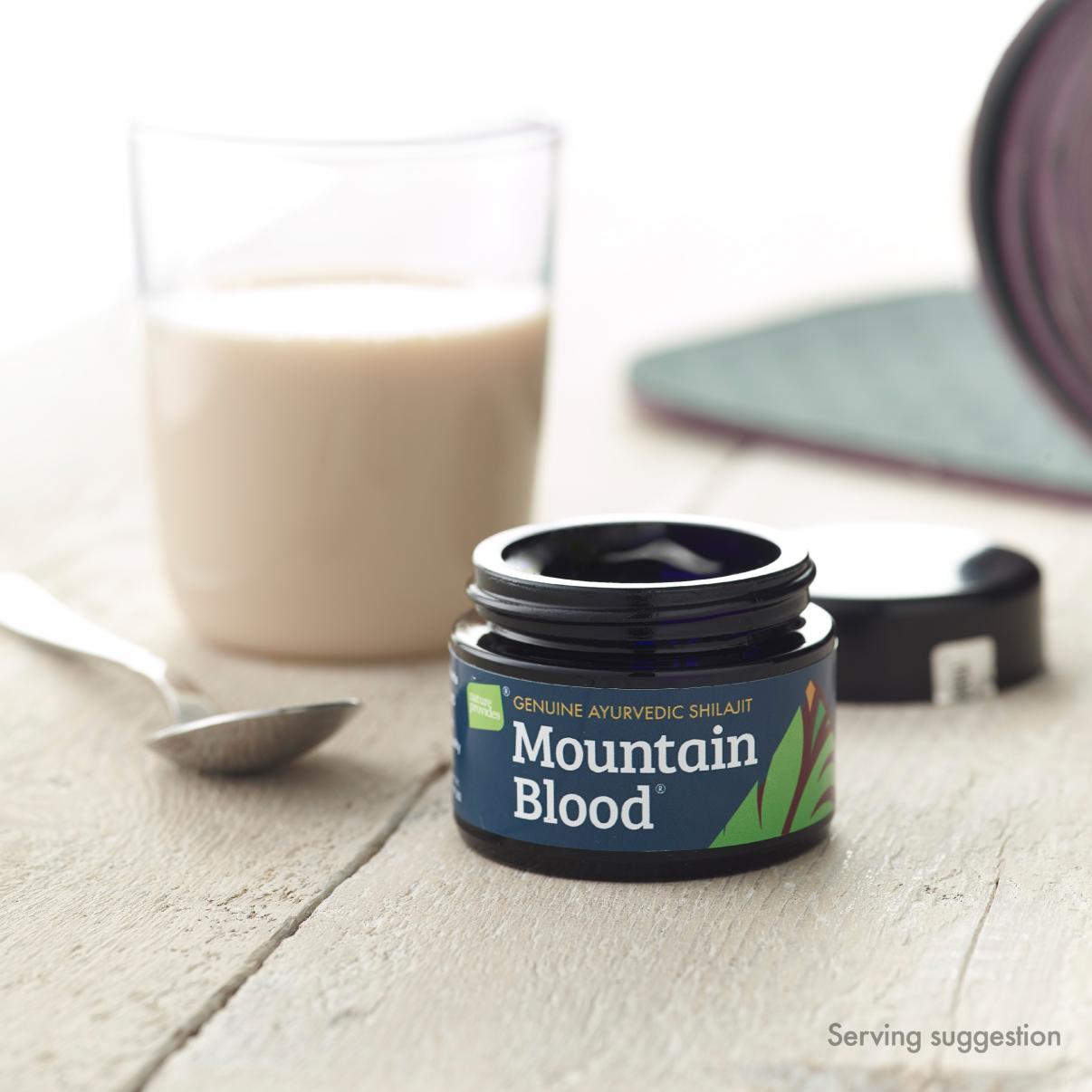 Mountain Blood Shilajit 30g