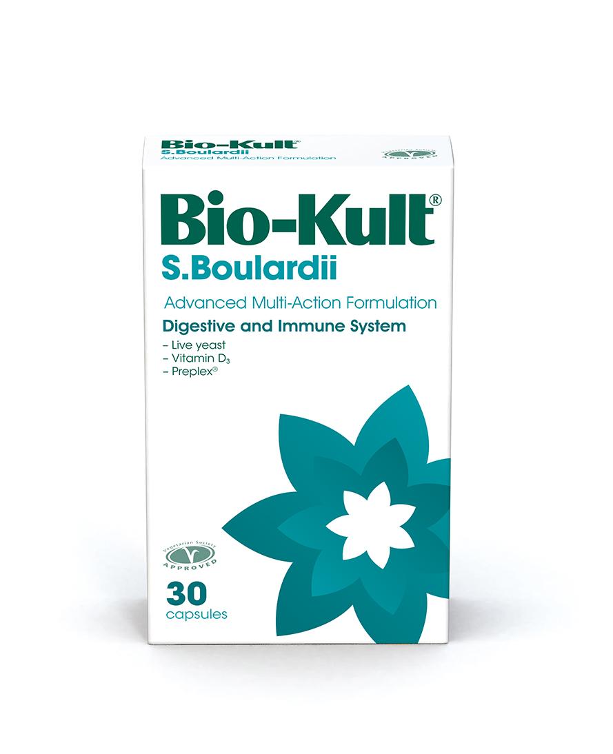 Bio-Kult S.Boulardii 30's