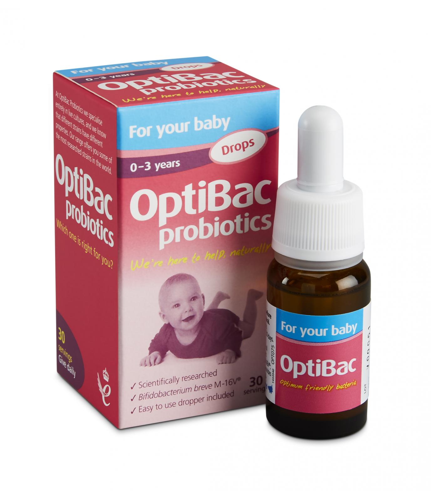 For Your Baby 10ml (30 servings)