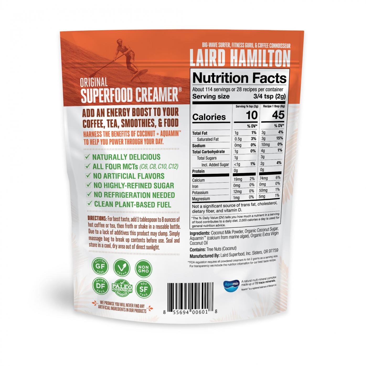 Original Superfood Creamer 227g (Currently Unavailable)