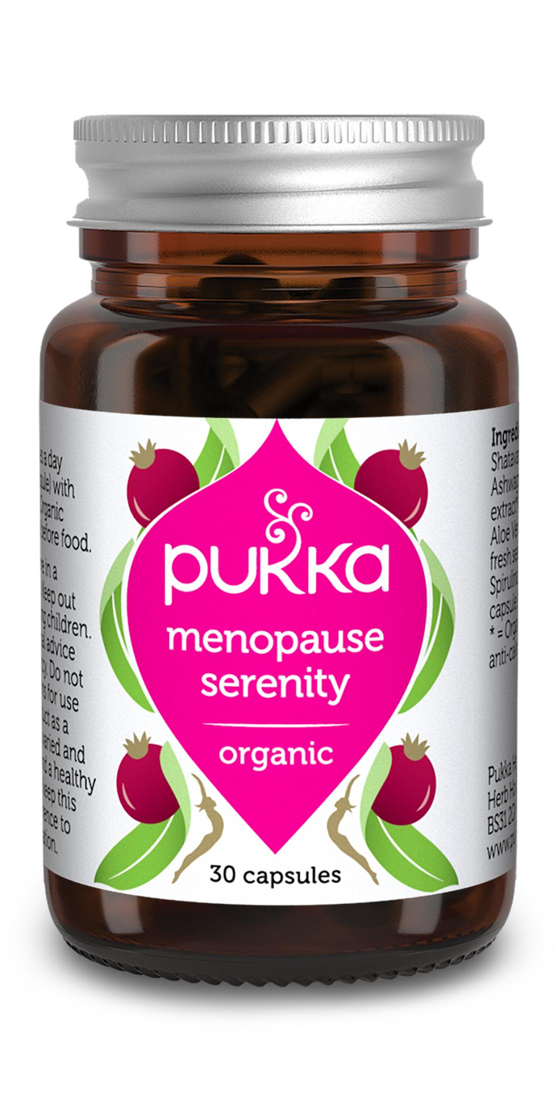 Menopause Serenity 30's