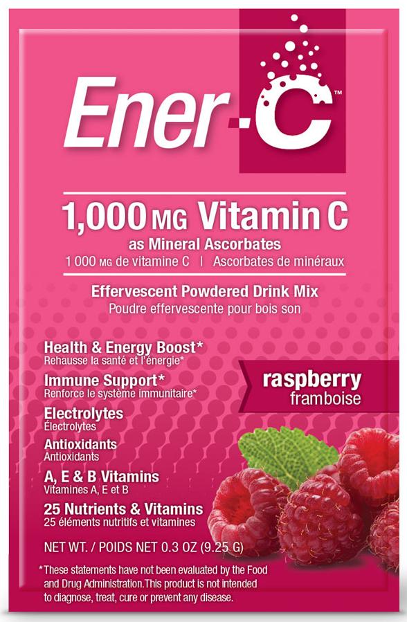 Ener-C Raspberry 30 Sachets