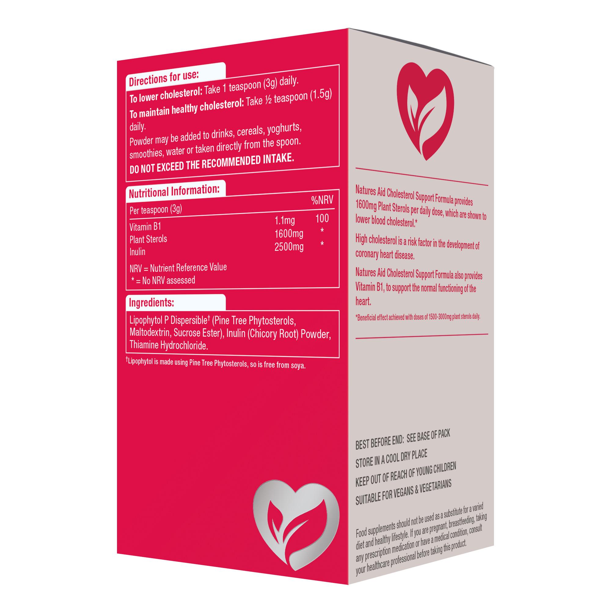 Cholesterol Support Formula 90g