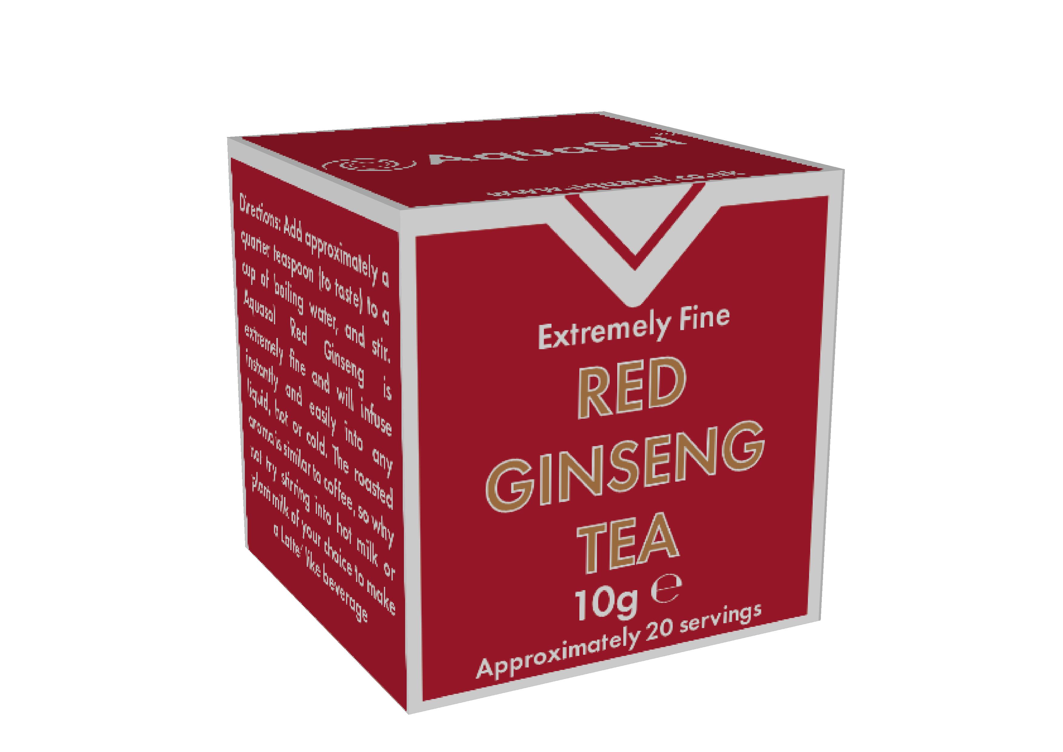 Red Ginseng Tea 10g