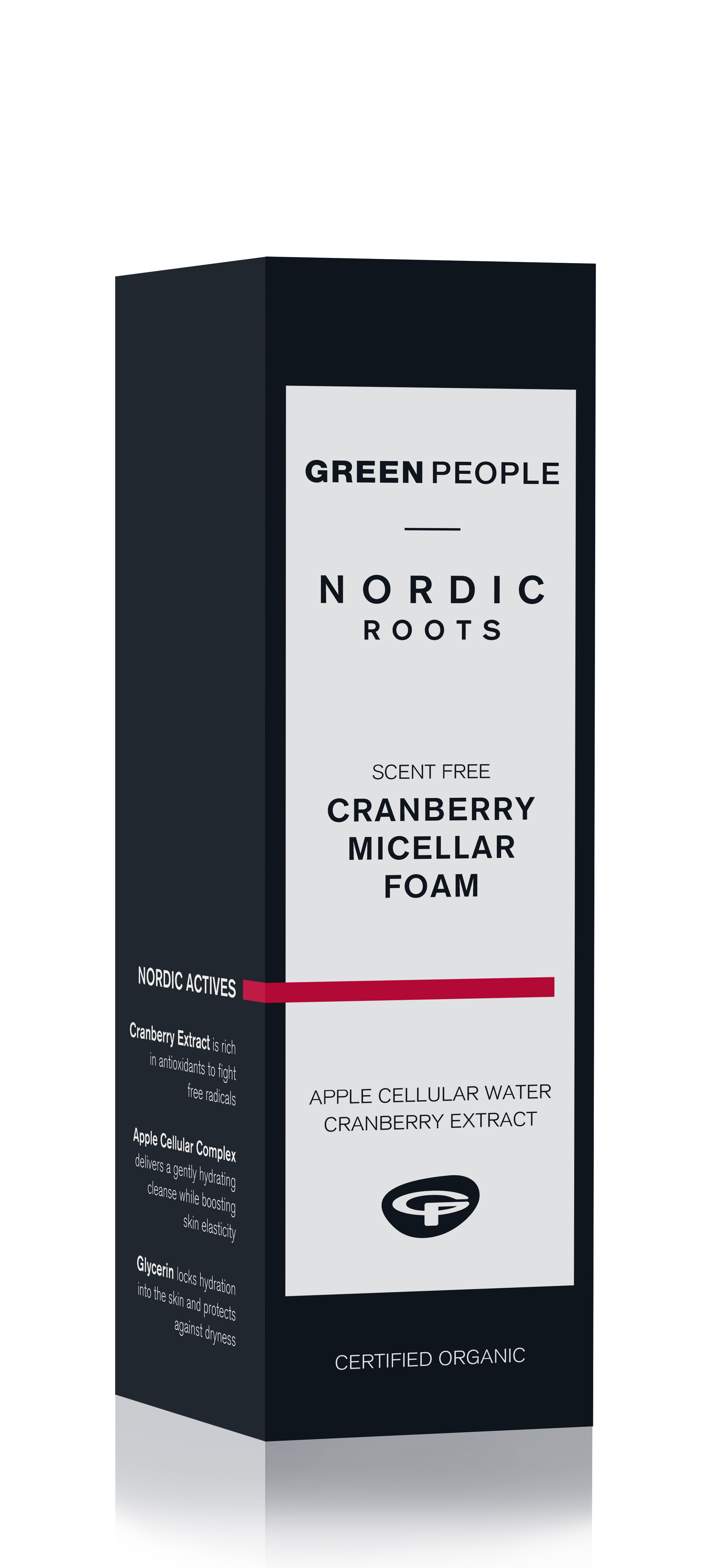 Nordic Roots Cranberry Micellar Foam 150ml