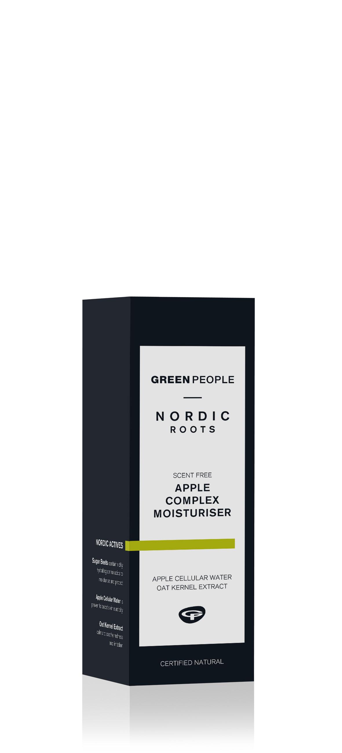 Nordic Roots Apple Complex Moisturiser 50ml