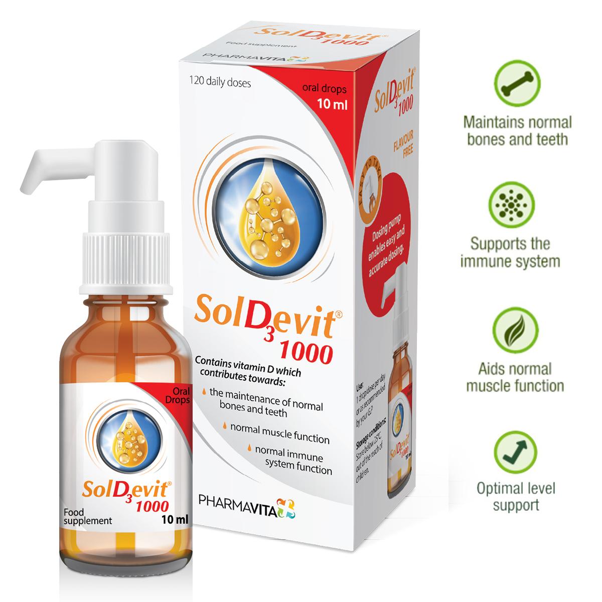 SolDevit 1000 10ml