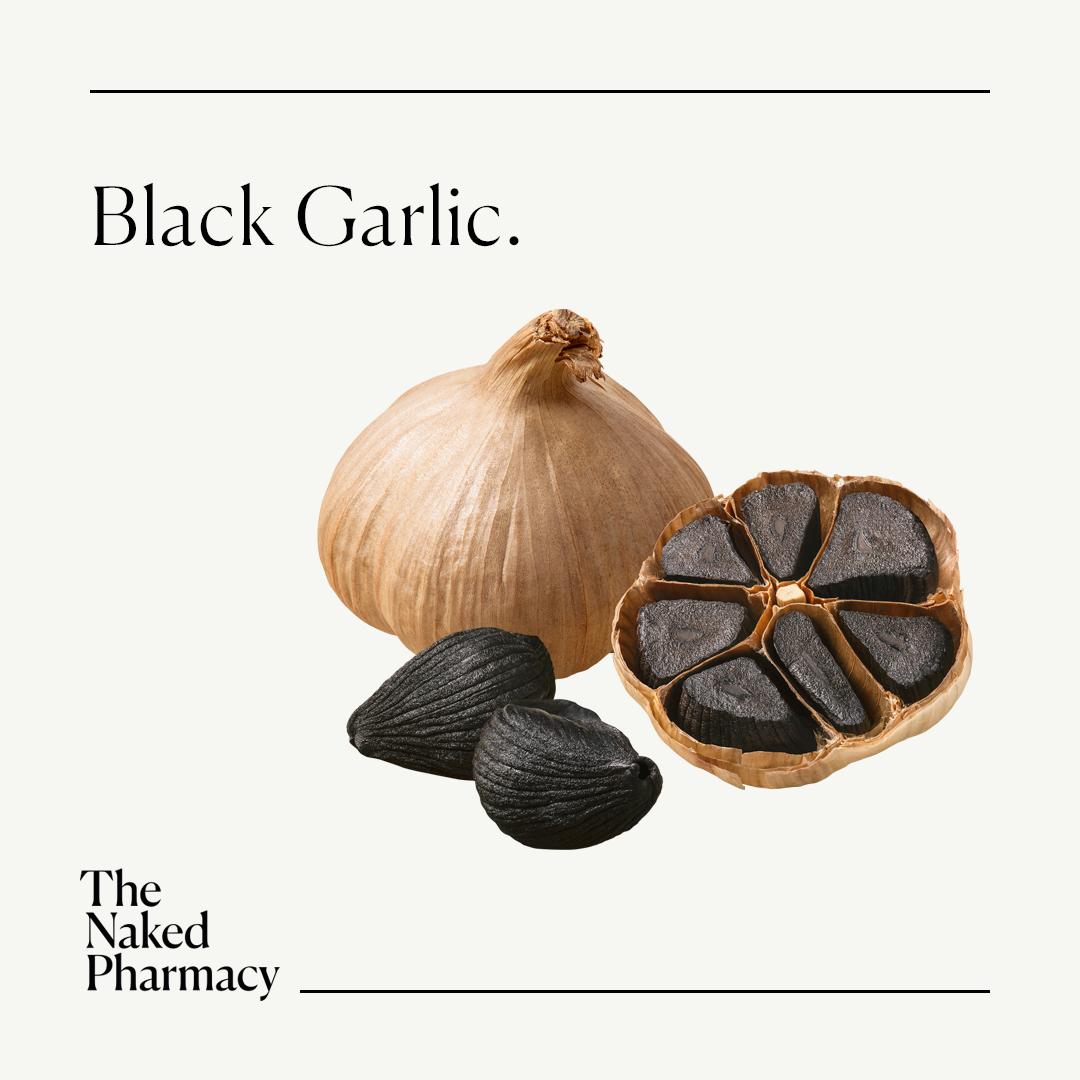 Black Garlic 60's