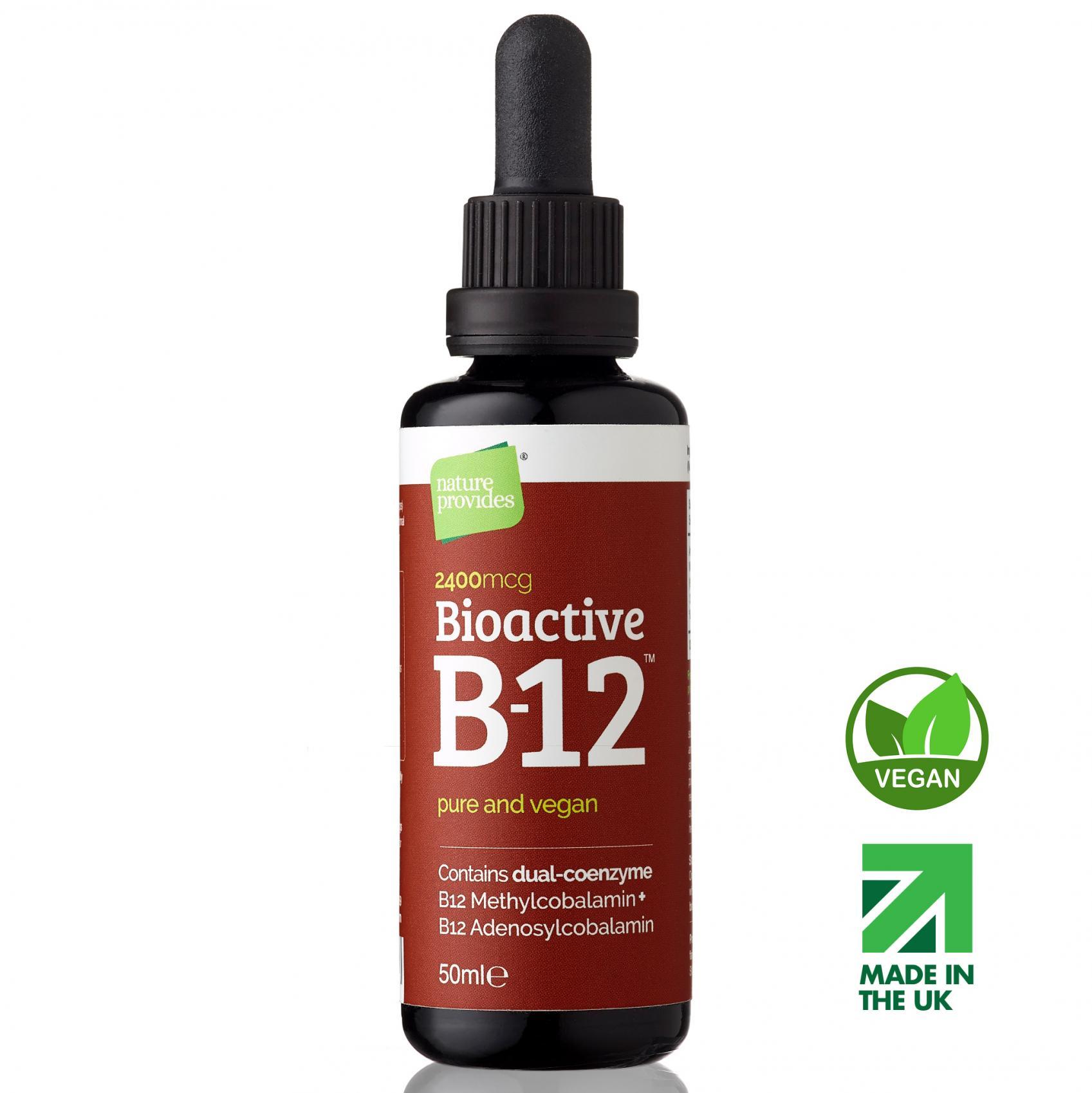 Bioactive B-12 Vitamin B12 50ml