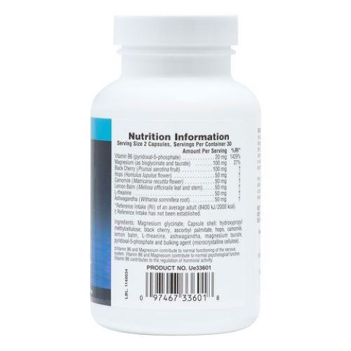 KalmAssure Magnesium Nighttime 60's