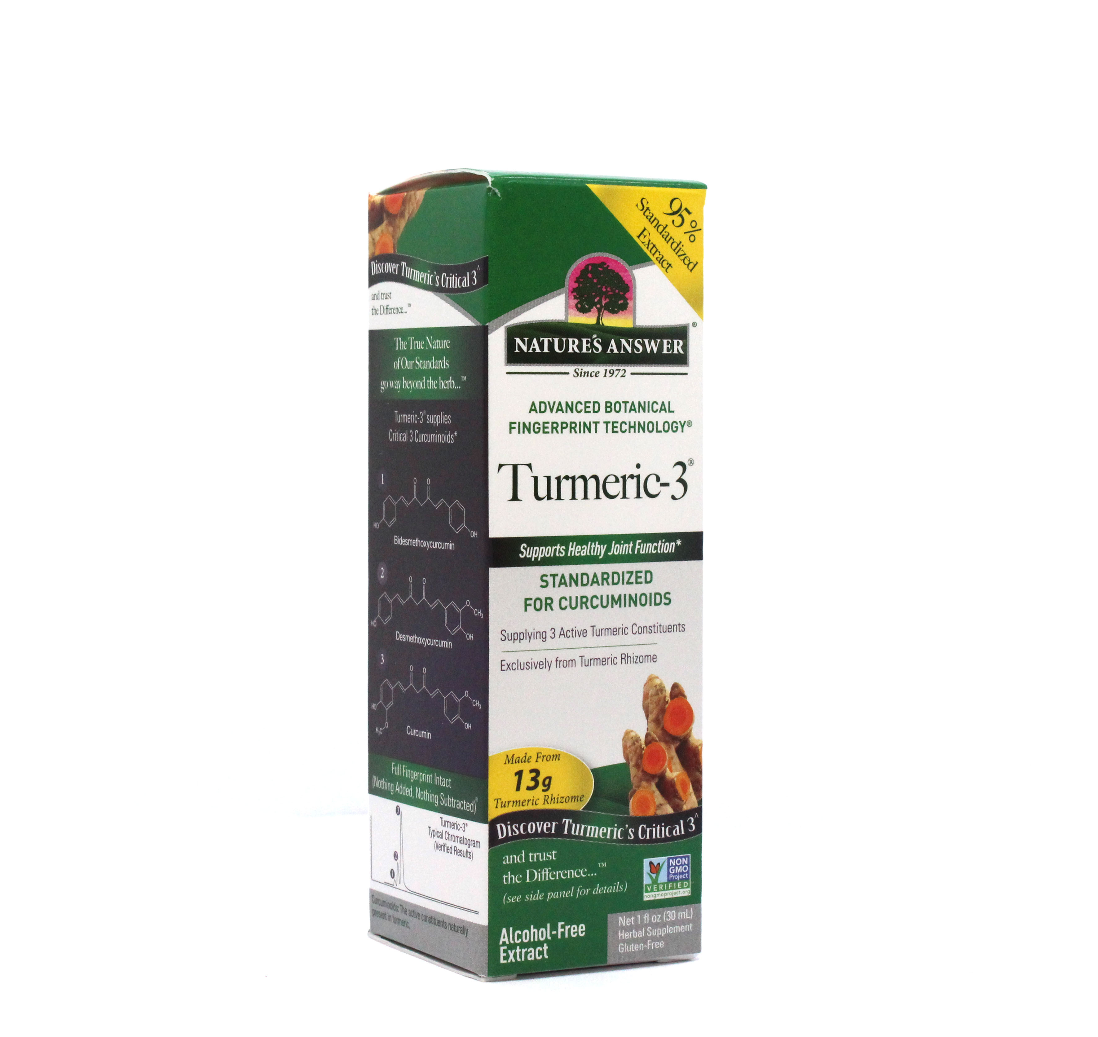 Turmeric-3 (Alcohol Free) 30ml