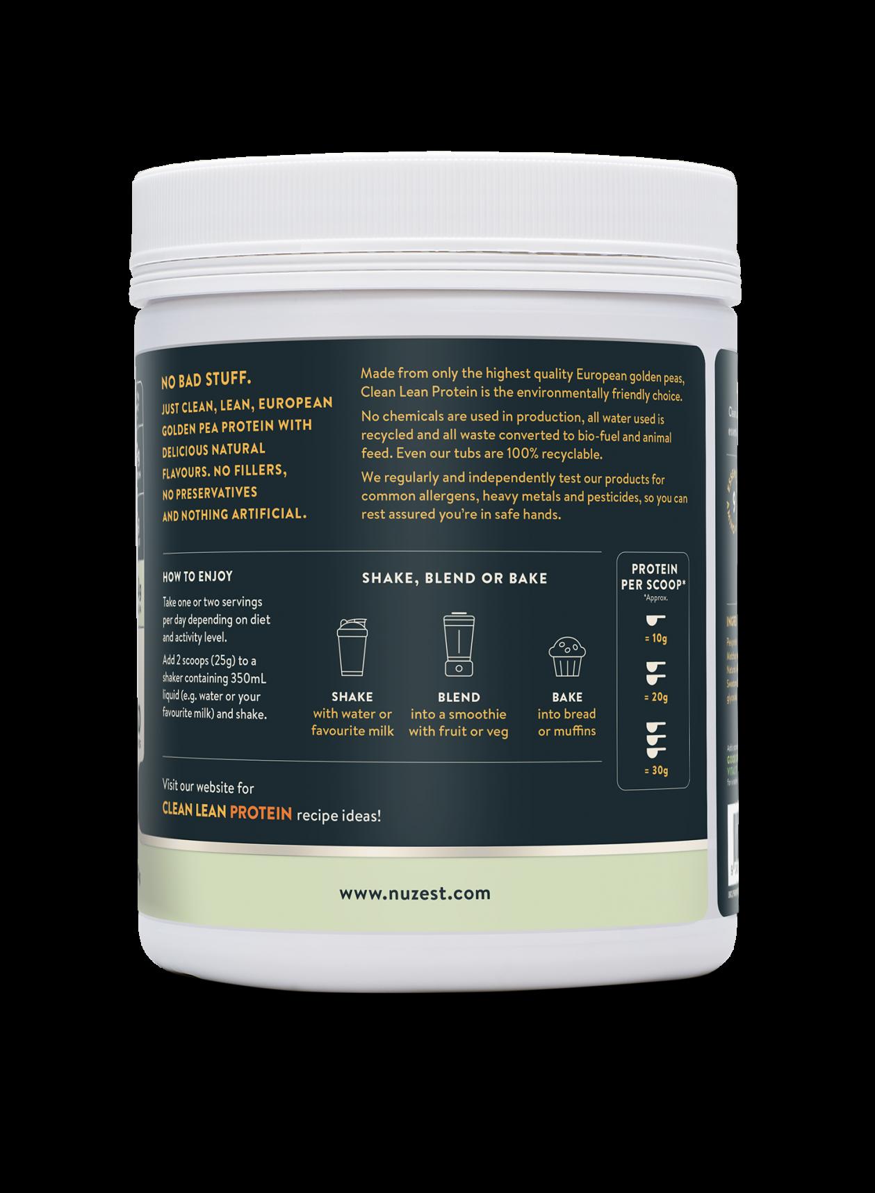Clean Lean Protein Vanilla Matcha 500g
