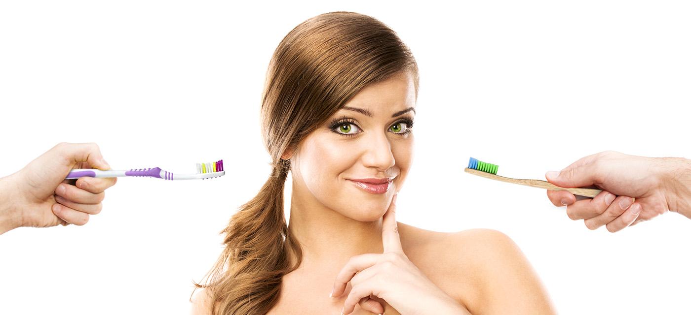 Adult Medium Toothbrush
