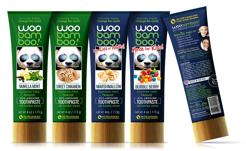 Bubble Berry Eco-Awesome Toothpaste 113g (Currently Unavailable)