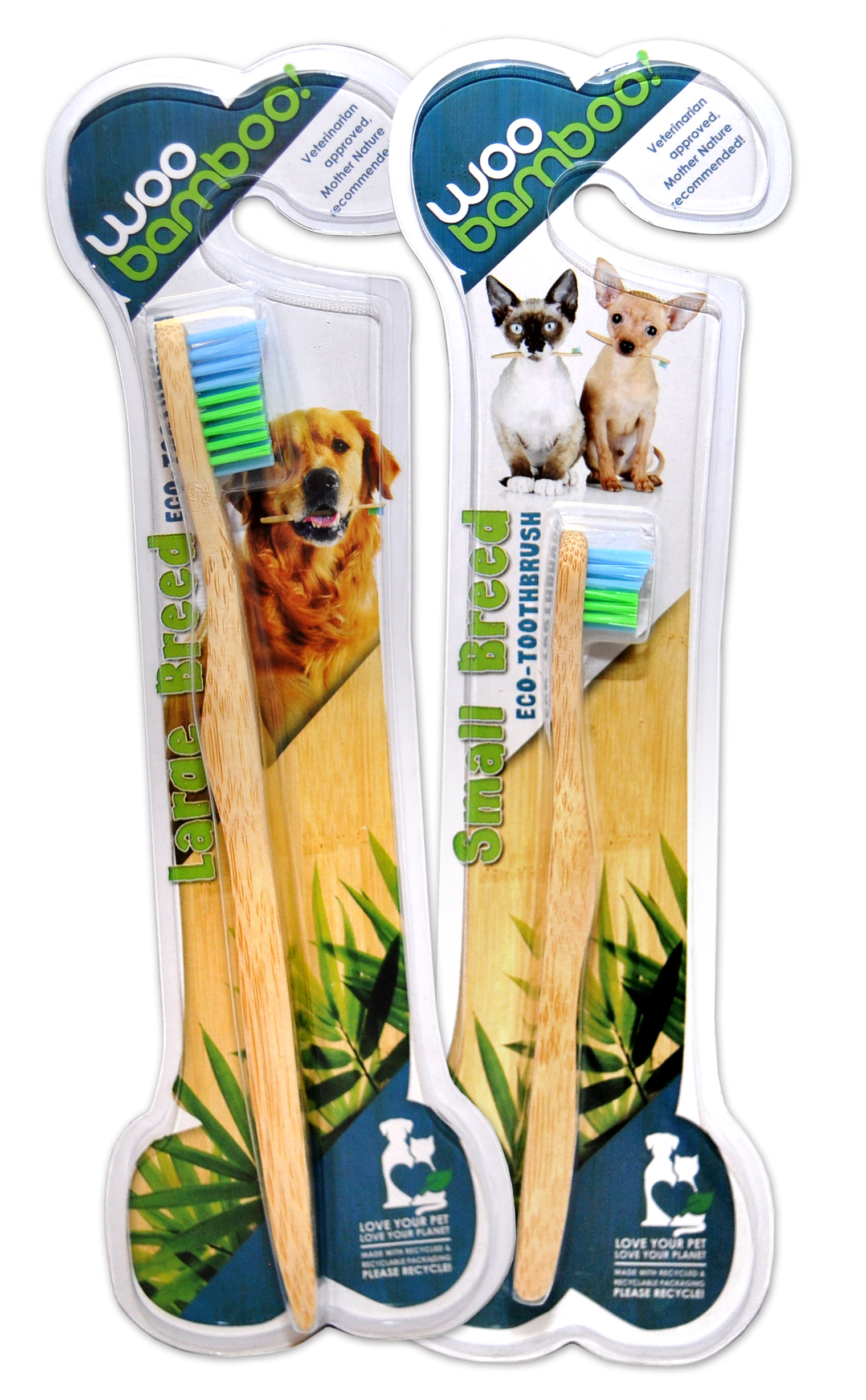 Small Breed Eco-Toothbrush