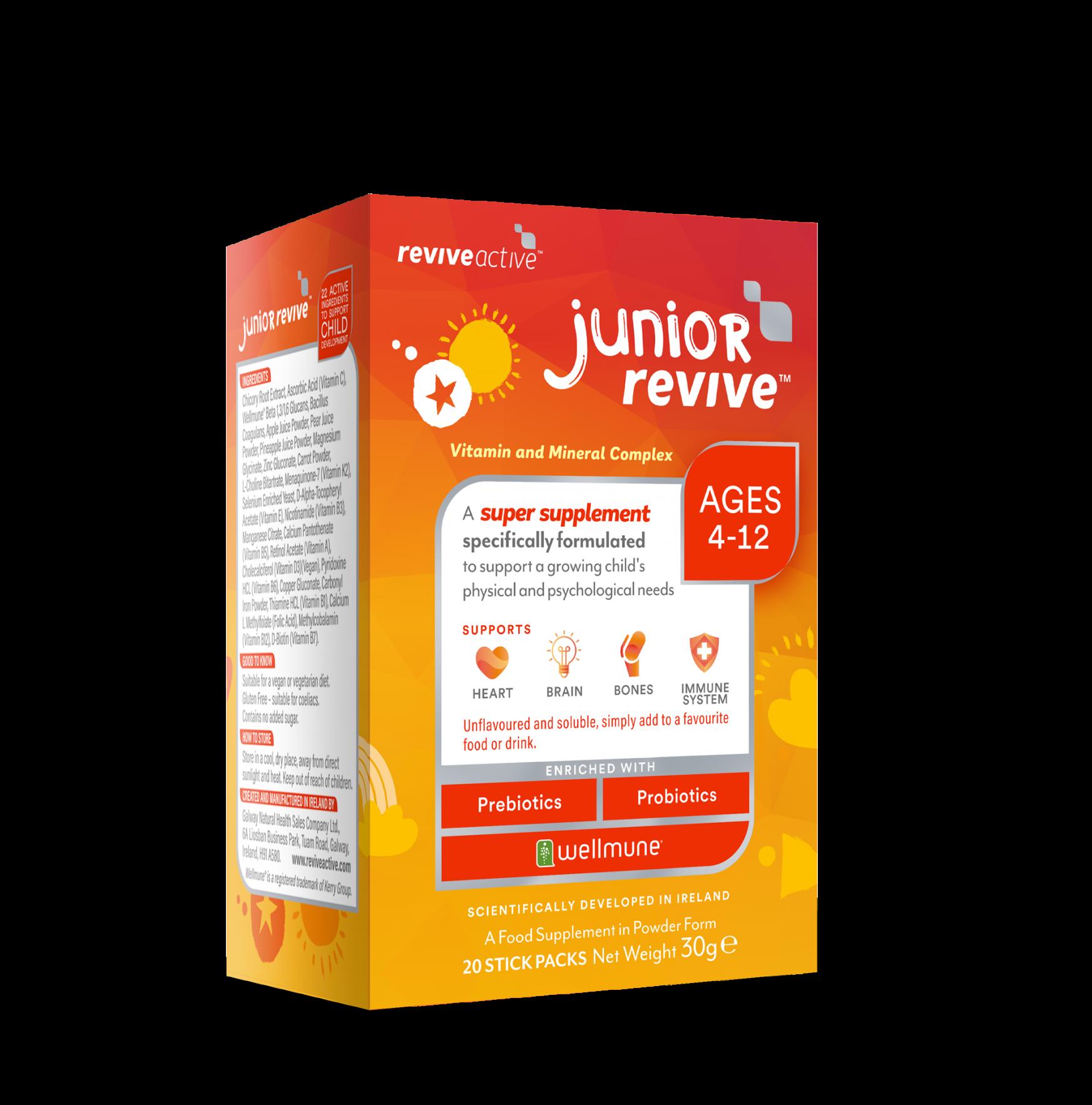 Junior Revive 20's