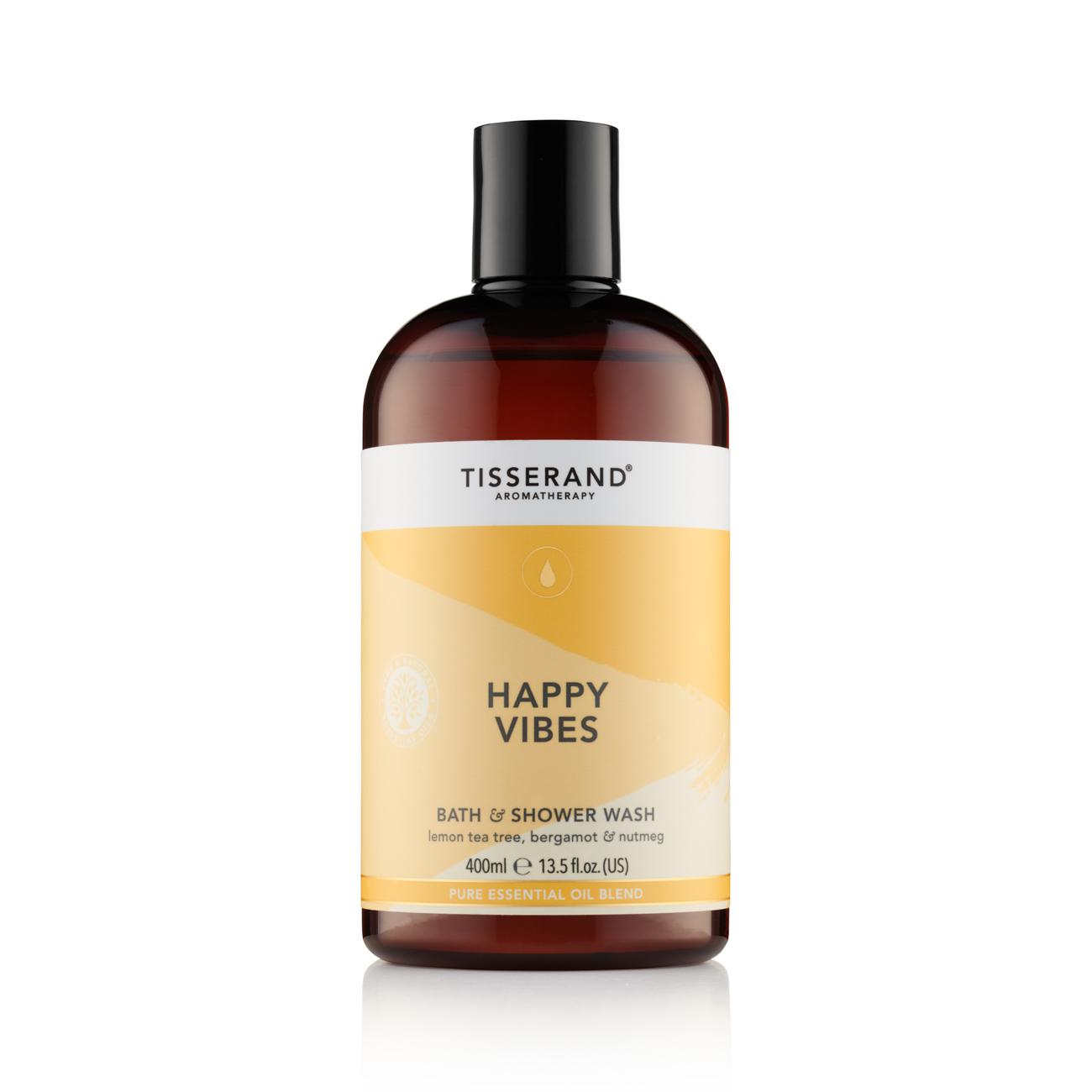 Happy Vibes Bath & Shower Wash 400ml