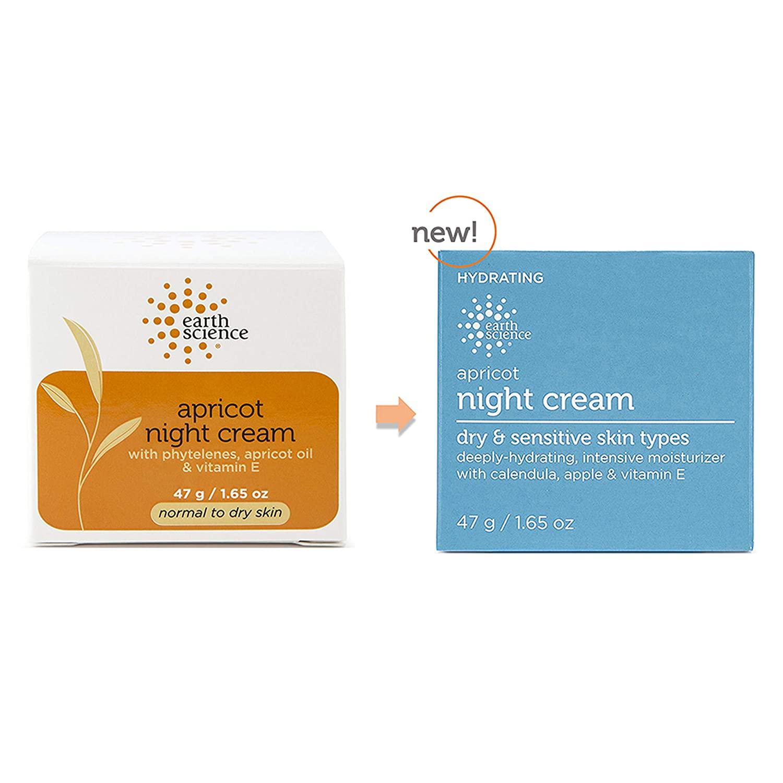 Apricot Night Cream 47g