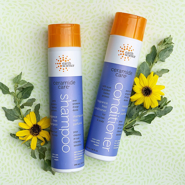 Ceramide Care Fragrance Free Shampoo 295ml