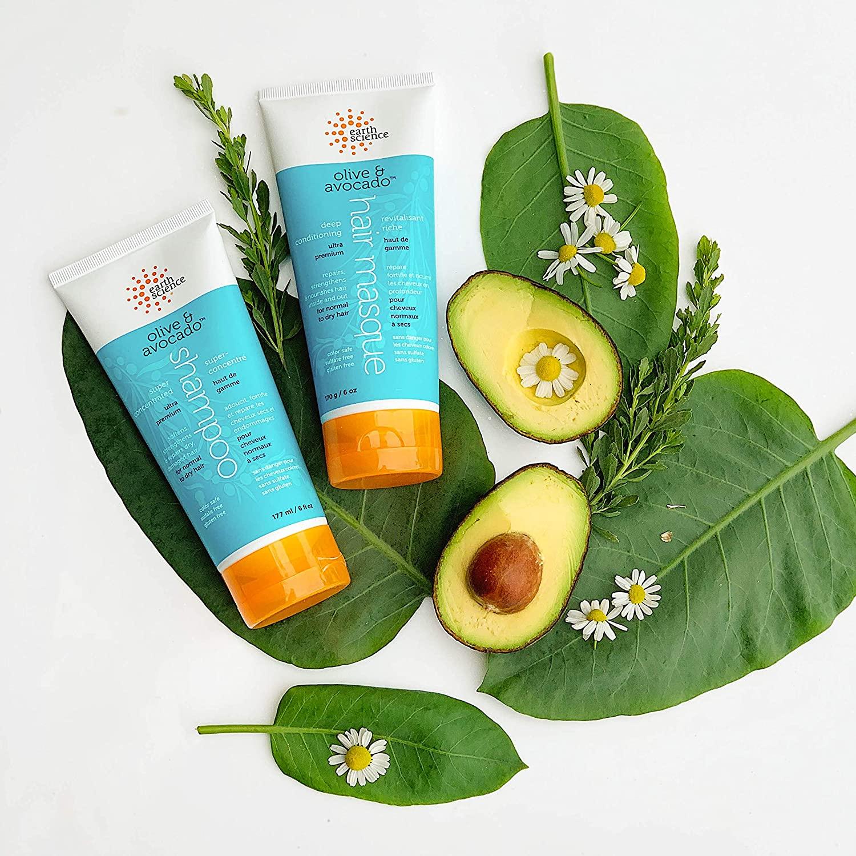 Olive & Avocado Shampoo 177ml