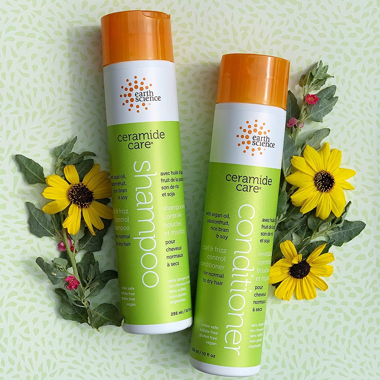 Ceramide Care Curl & Frizz Control Shampoo 295ml