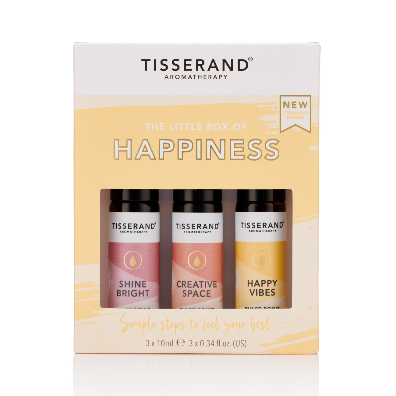 The Little Box of Happiness 3 x 10ml