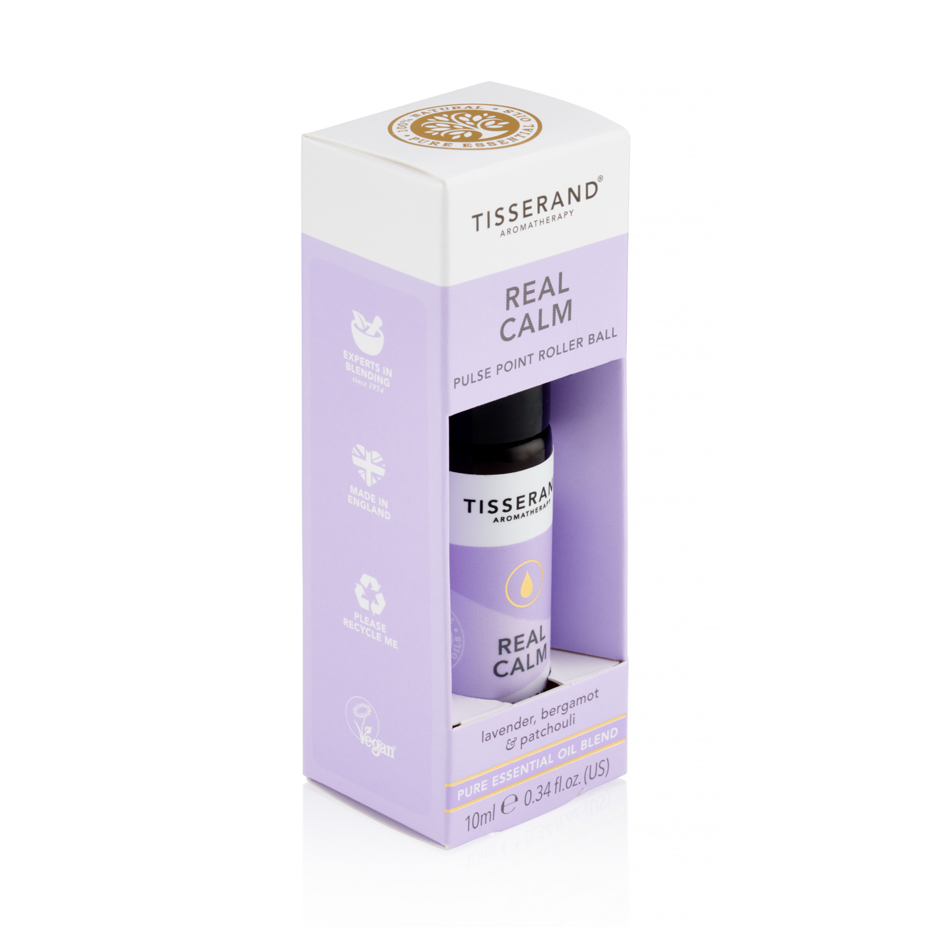 Real Calm Pulse Point Roller Ball 10ml