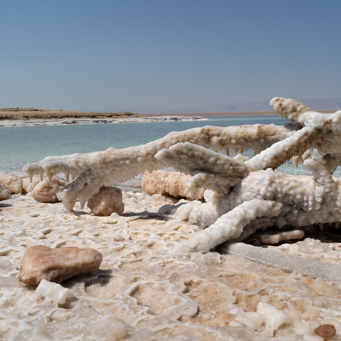 Dead Sea Spa Dead Sea Mineral Salts Eucalyptus 70g