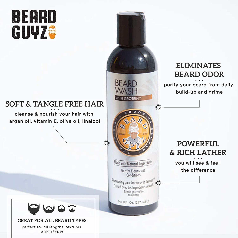 Beard Wash 237ml (Currently Unavailable)