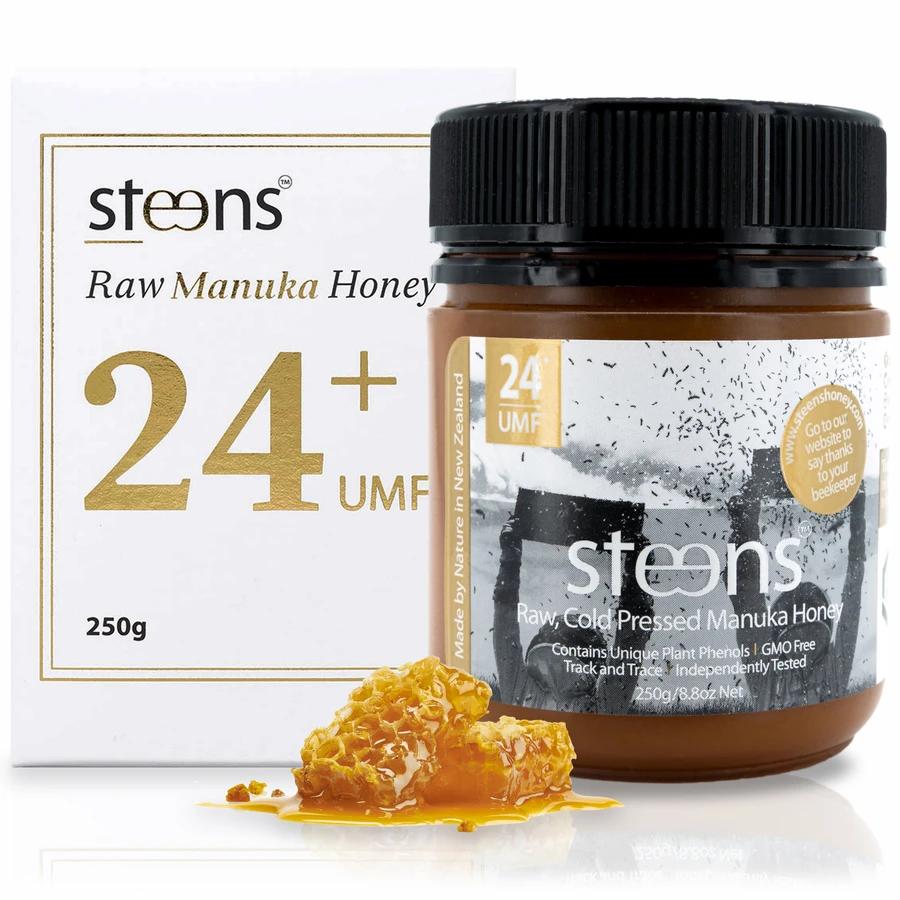 Raw Manuka Honey UMF24+ MGO 1122+ 250g