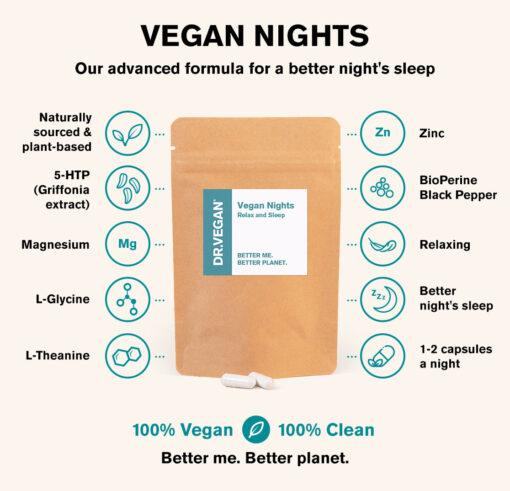 Vegan Nights® 30's