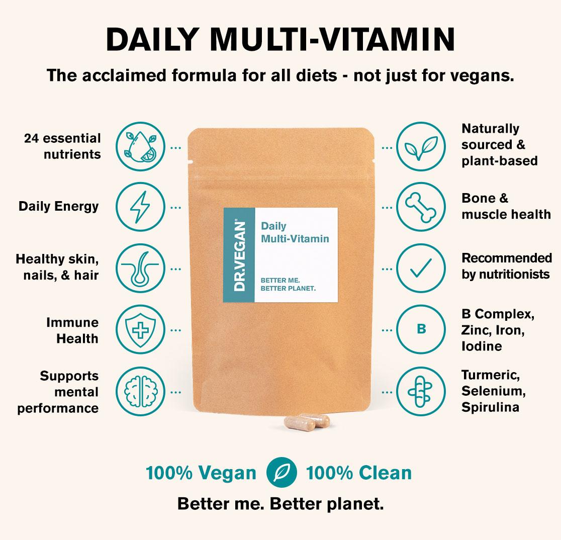 Daily Multi-Vitamin 60's