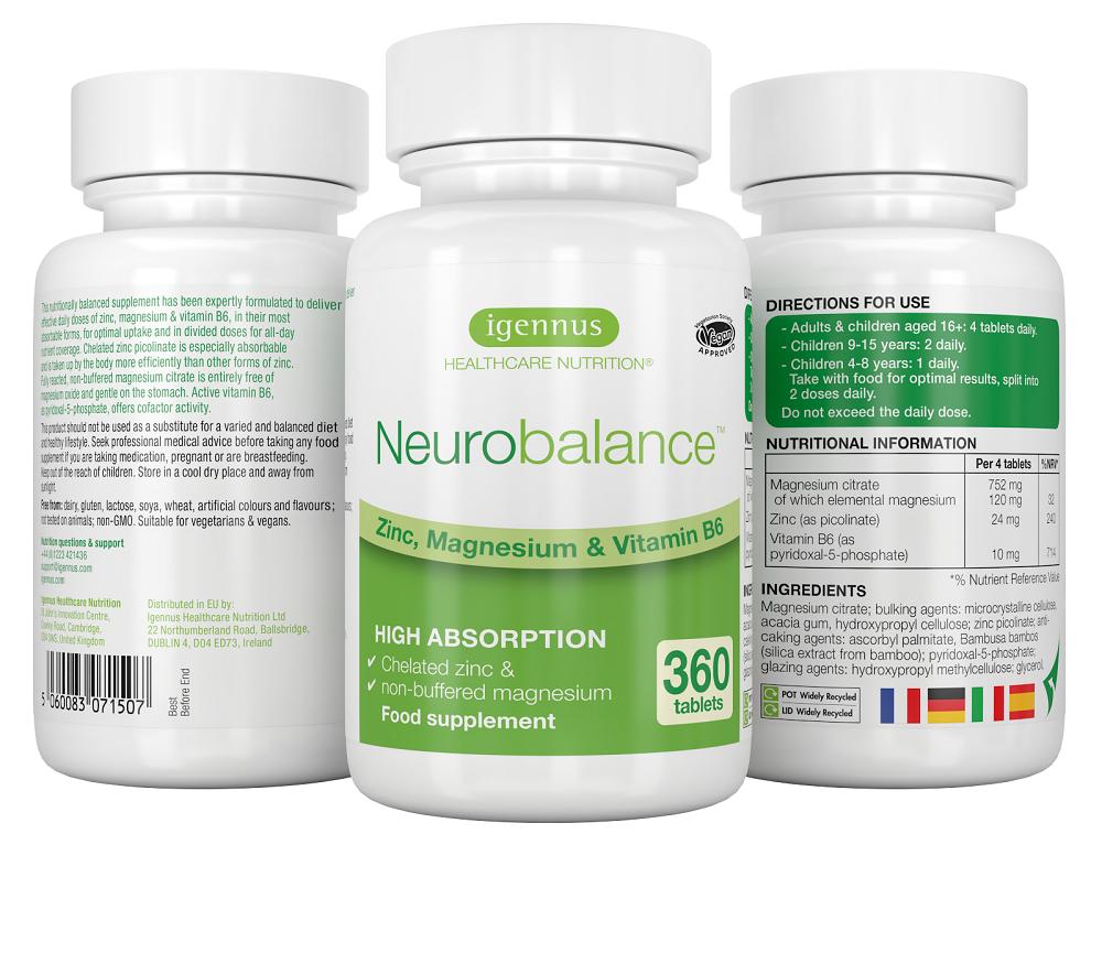Neurobalance 360's