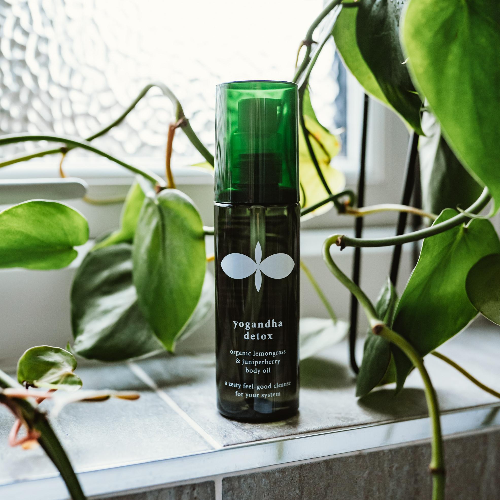 Detox Lemongrass & Juniper Berry Body Oil 125ml