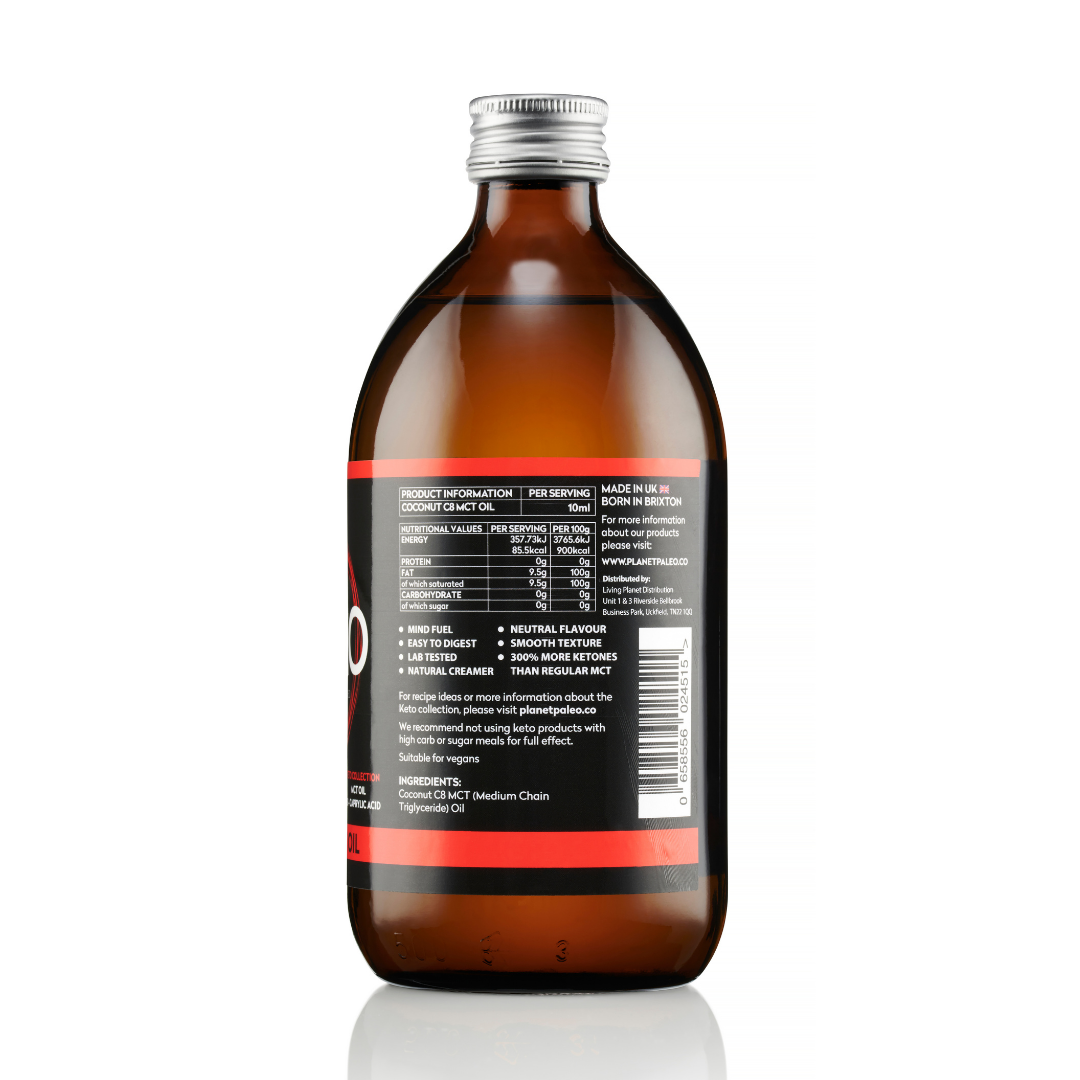 Keto C8 MCT Oil 1000ml
