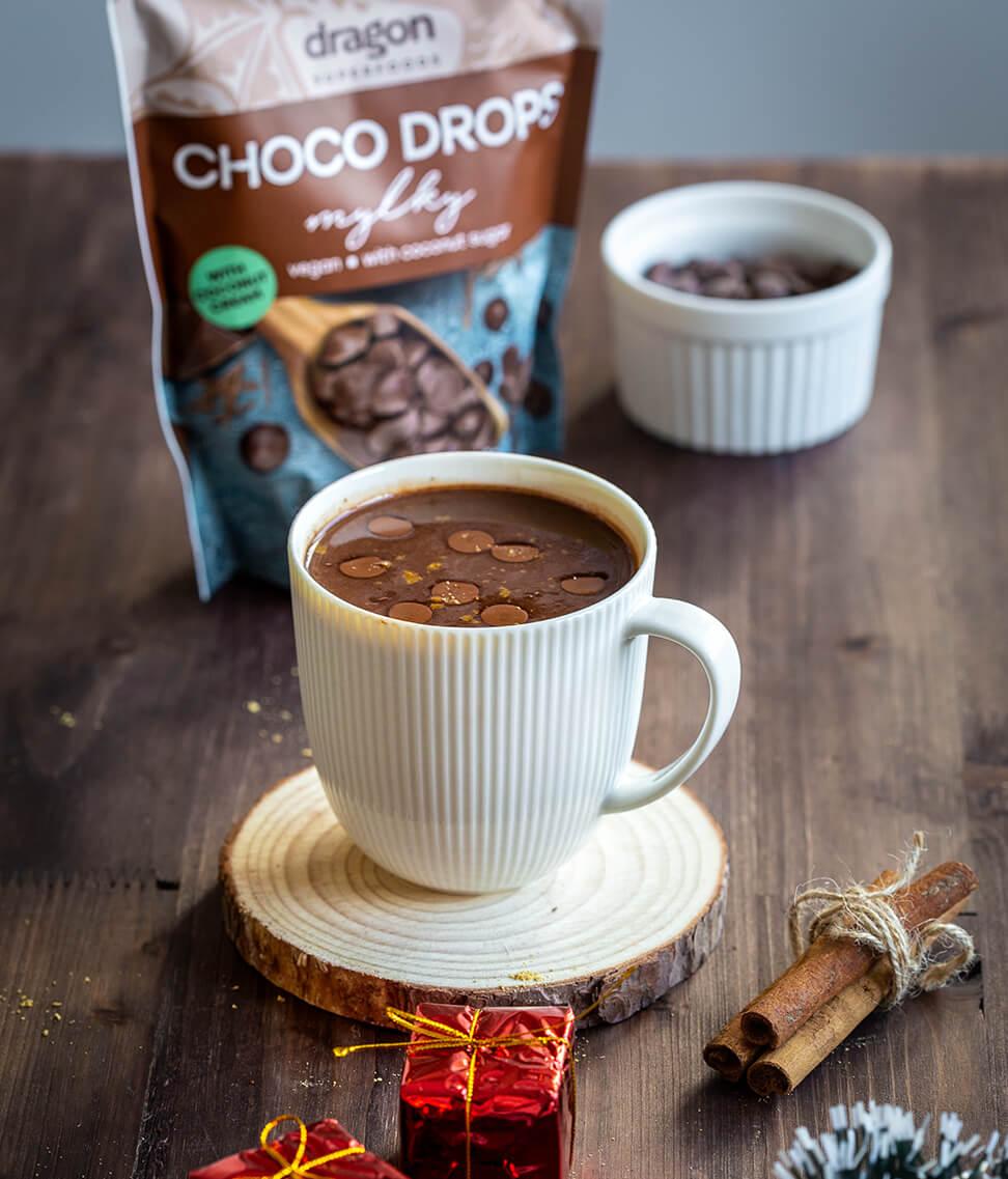 Mylky Choco Drops Organic 250g