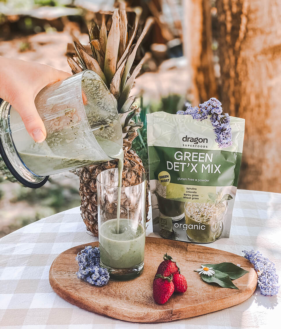 Green Det'x Mix Organic 200g