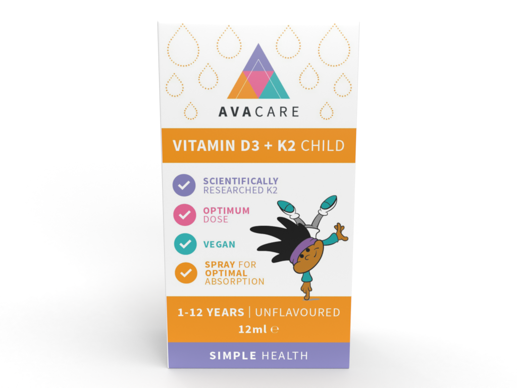 Vitamin D3 + K2 Child 12ml