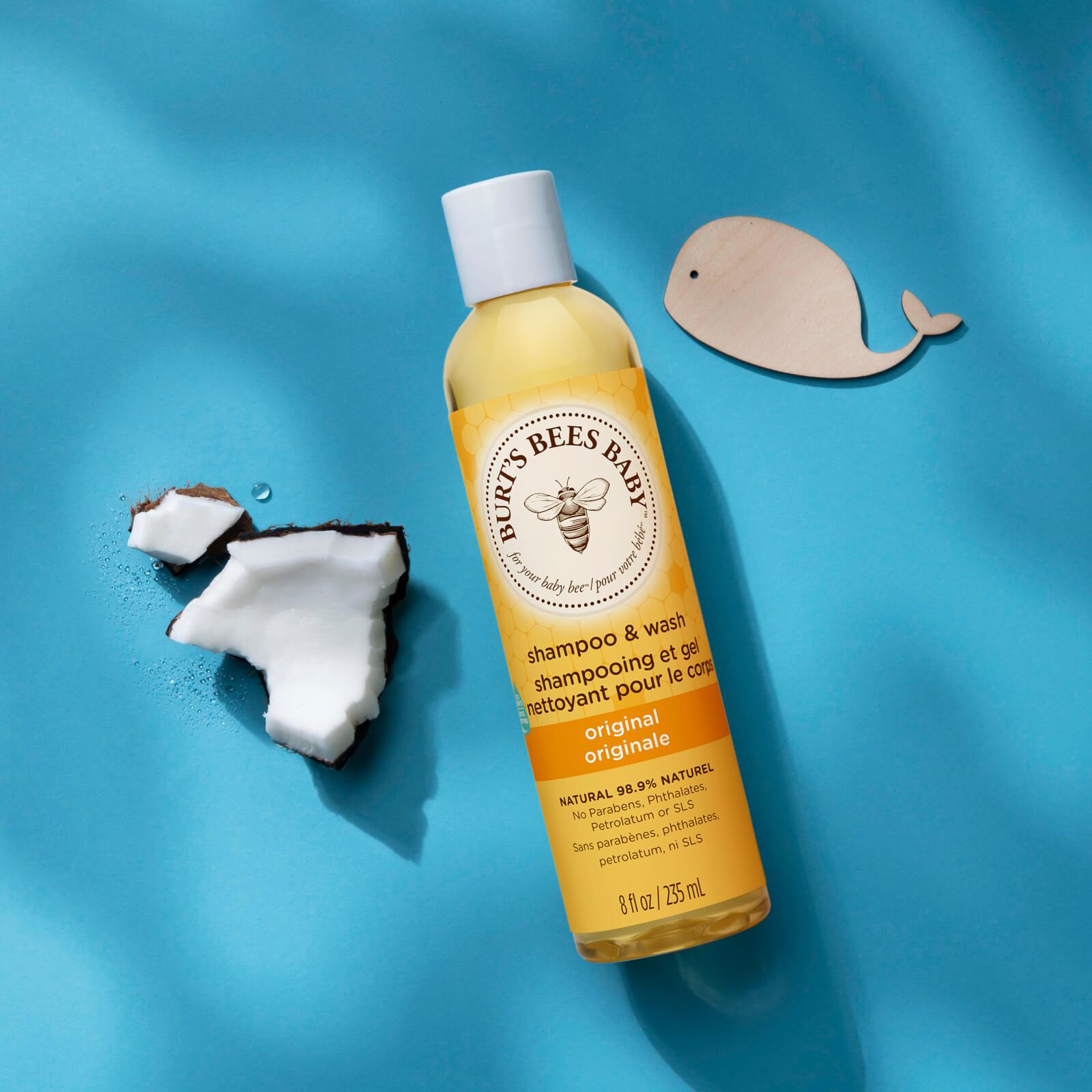 Baby Shampoo & Wash 236.5ml