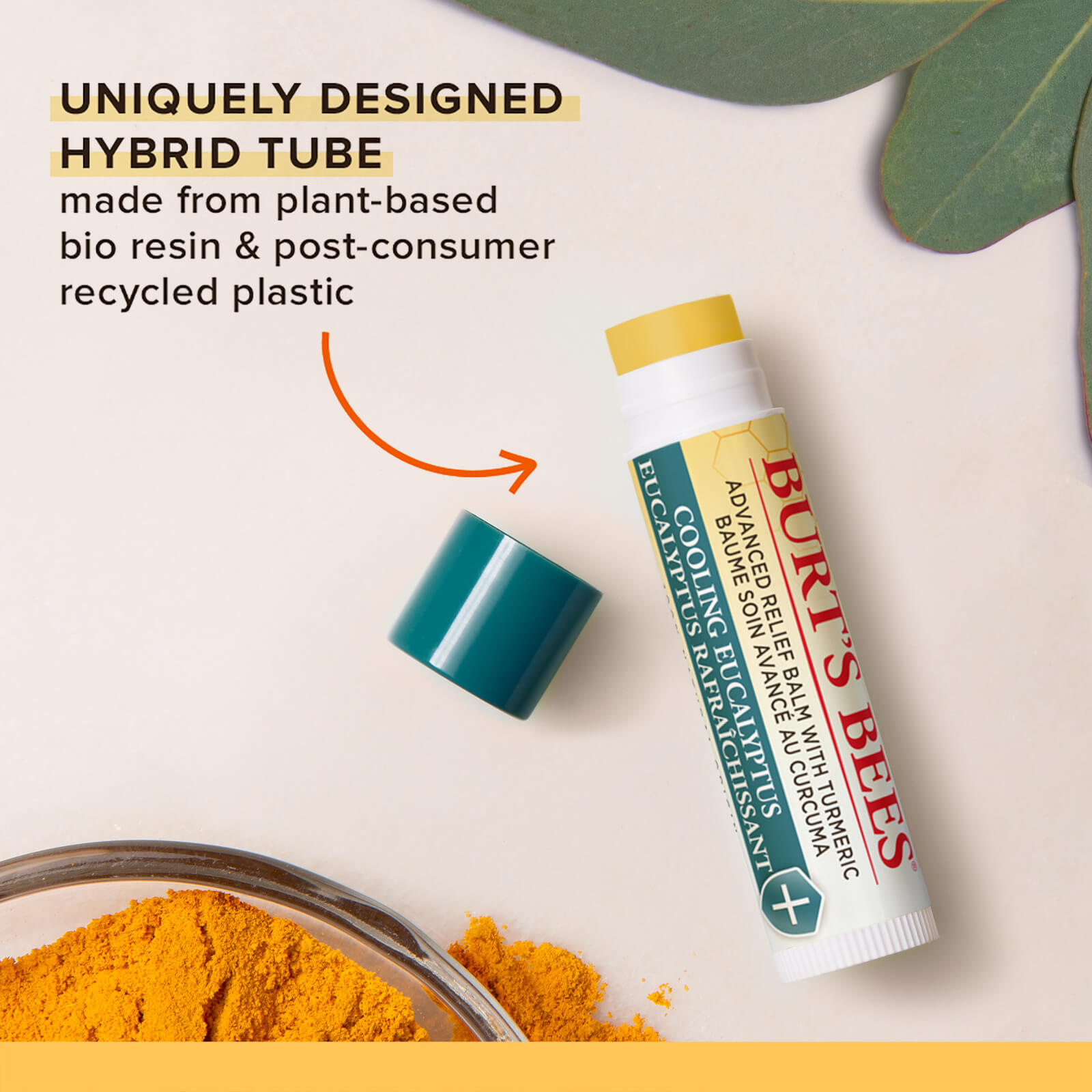 Advanced Relief Lip Balm with Turmeric 4.25g