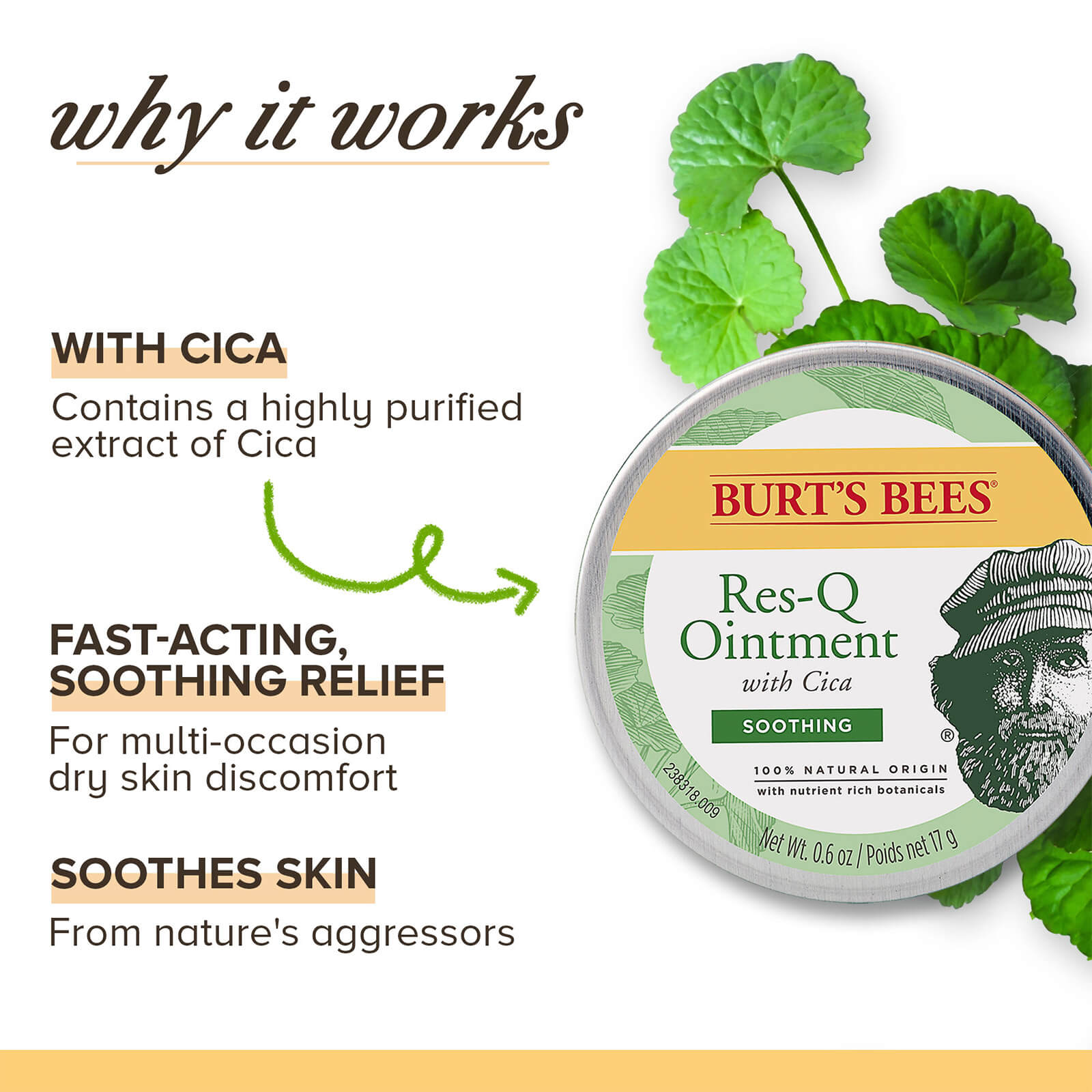 Res-Q Ointment 17g