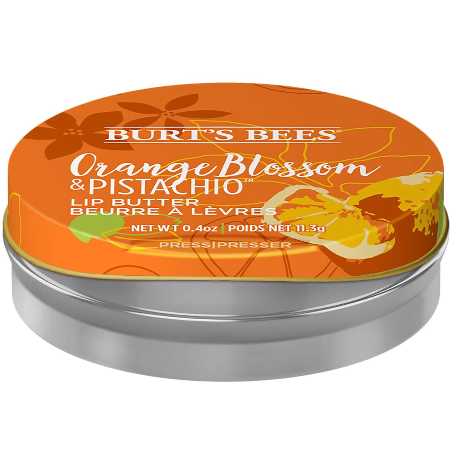 Orange Blossom & Pistachio Lip Butter 11.3g