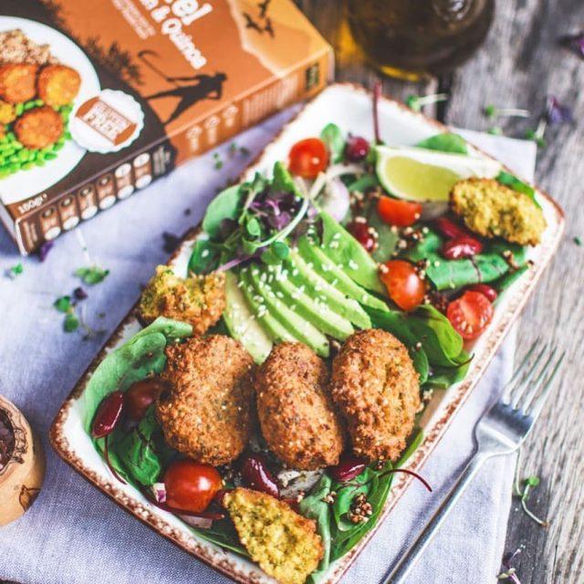 Falafel Super Greens 150g