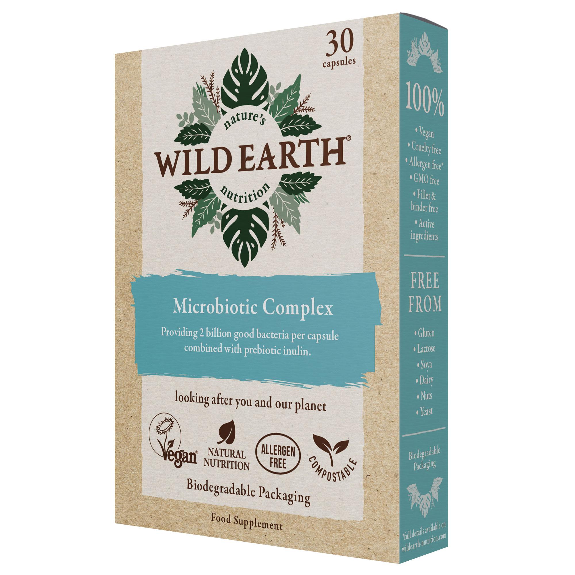 Wild Earth Microbiotic Complex 30's