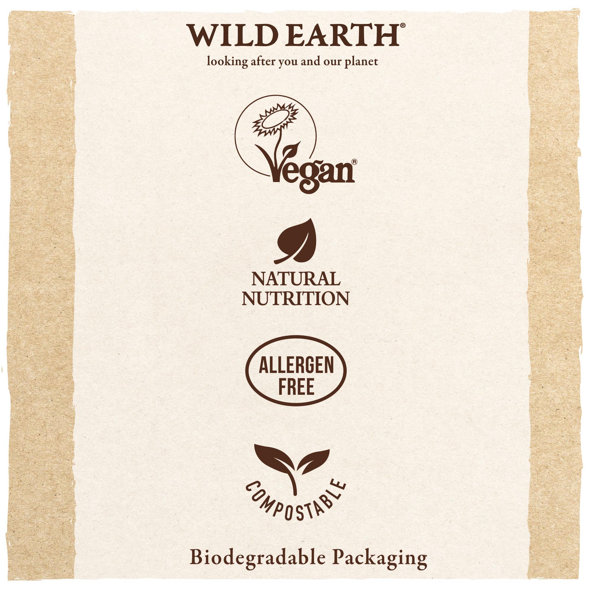 Wild Earth Gentle Magnesium 30's