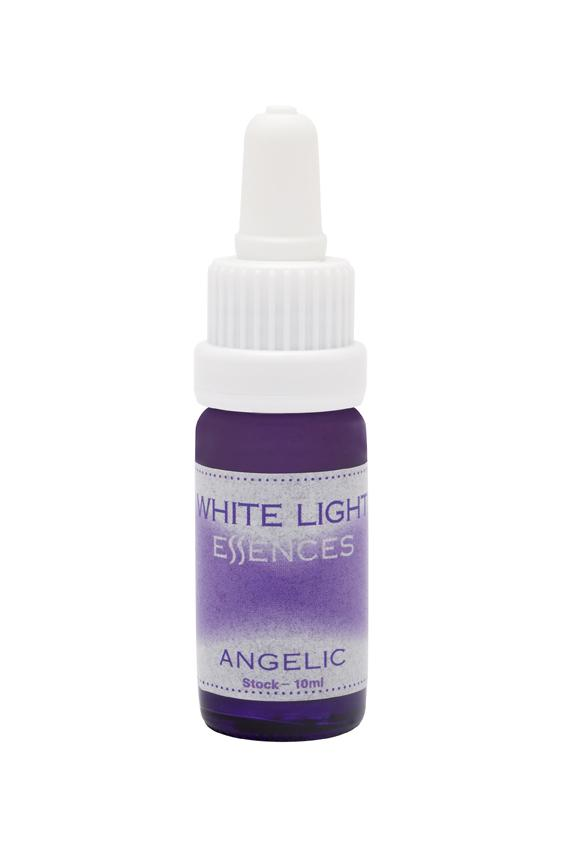 White Light Essences ANGELIC 10ml