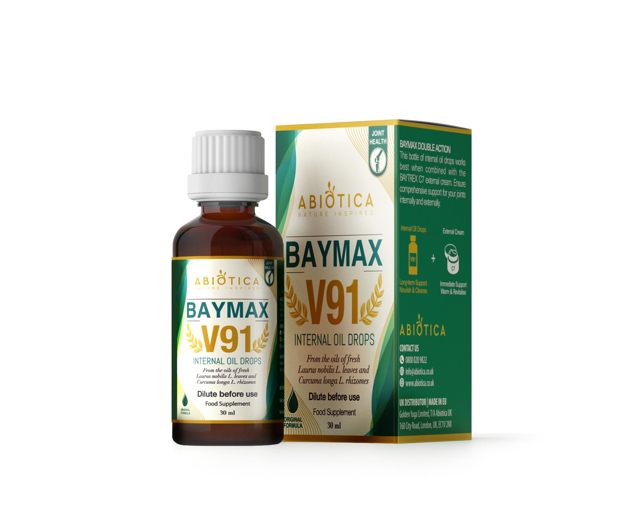 Baymax V91 30ml