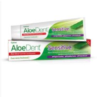 Aloe Vera Fluoride Toothpaste Sensitive 100ml
