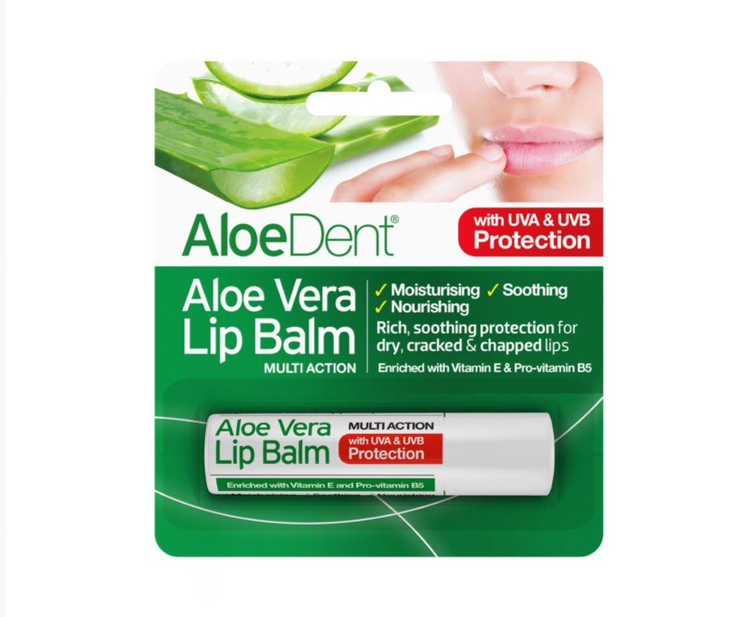 Aloe Vera Lip Balm 4g